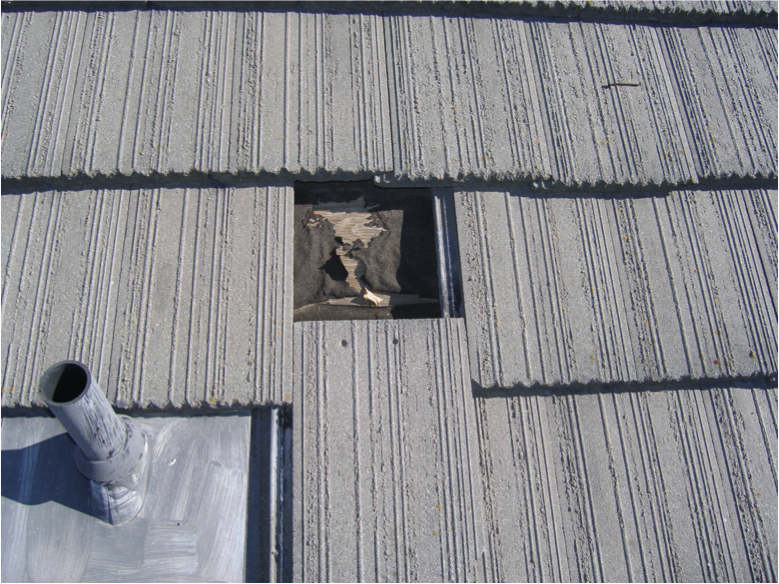 Common Roof Problems, Dana Point CA