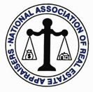 national association of real estate appraisers logo affiliates page
