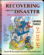 Cert-A-Roof, Inspections, Repairs and Certifications is offering you a free gift of the ebook: Recovering From Disaster.